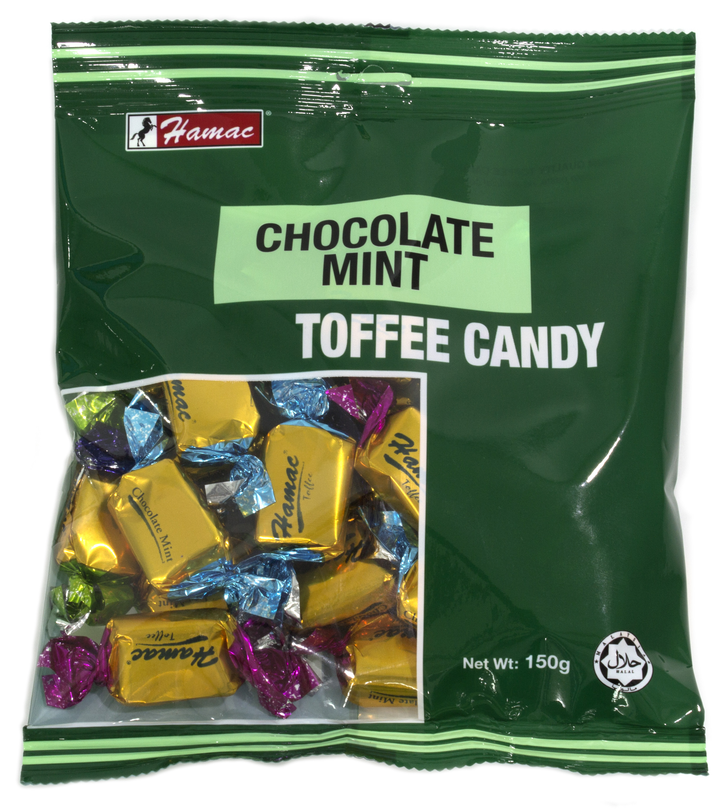 Kẹo Chocolate Mint Toffee 150gr